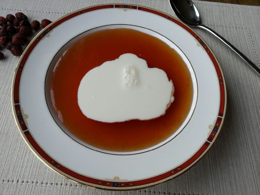 Nypegrøt (nypete, nypesuppe)