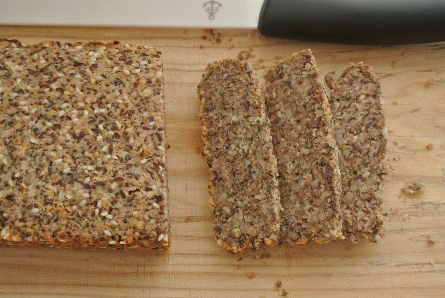 Chiabrød uten gluten, laktose eller egg