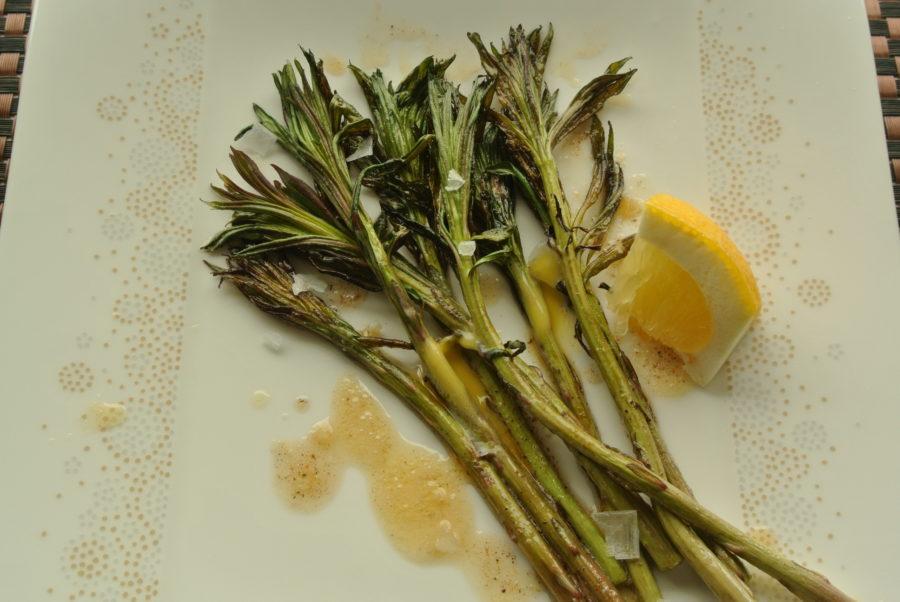 Smørstekte geitramsskudd (vårens beste forrett)