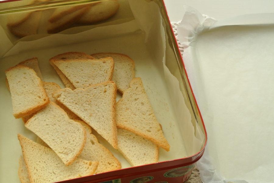 Tynne toast